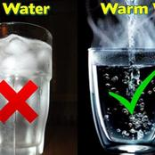 5 Reasons You Should Avoid Cold Water And Switch To Warm Water Instead