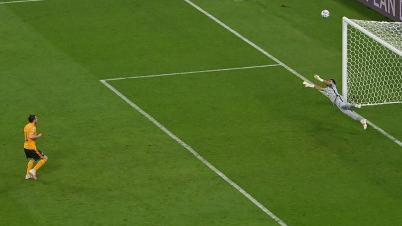 "EM 2021: Fans drehen bei Türkei – Wales wegen dieser Szene völlig durch – ""Oh mein Gott"""