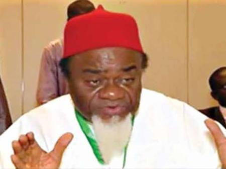 We should stop deceiving ourselves in this country, ex-Anambra Governor advice.