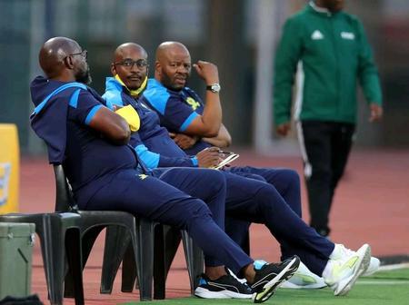 BREAKING: Wydad Casablanca show interest in signing Mamelodi sundowns coach