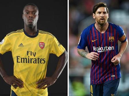 Tuesday Evening Transfer News: DONE DEALS, Ex-Chelsea Man Joins EPL Rivals, Messi, Pepe, Mariano