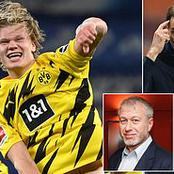 Transfer Update: Checkout What Roman Abramovich Said On Erling Haaland's Transfer To Chelsea