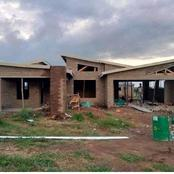 Limpopo man house's butterfly roofing left people speechless see comments