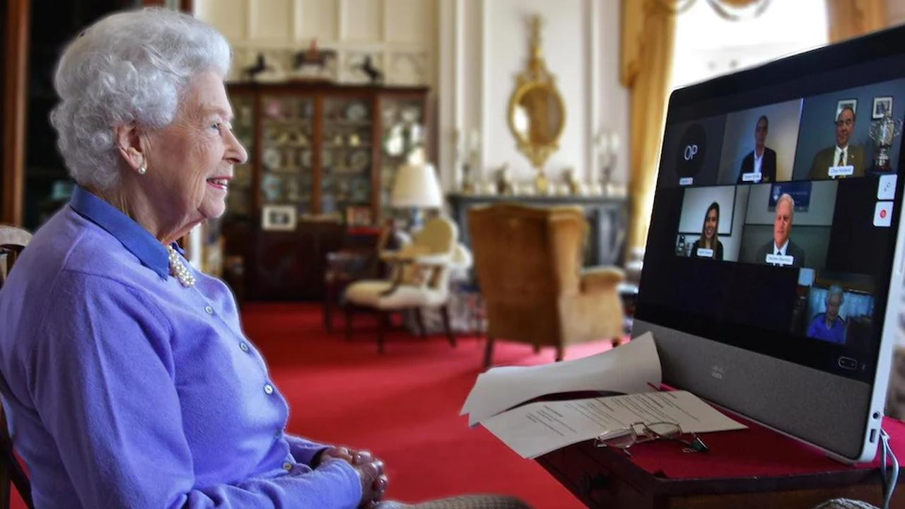 The Queen relishing return to public events after year of screen-fatigue