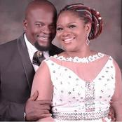 Meet Nollywood Actor, Labista and his Lovely wife and son