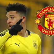 Transfer Expert Speculate Man United's Jadon Sancho Plan Ahead of January Transfer Window