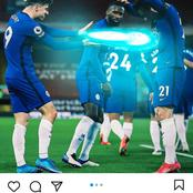 Chelsea fans reacted after Mount posted something that looks like magic on his instagram