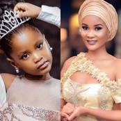 Fans React To Hamisa Mobetto's Resemblance to Daughter