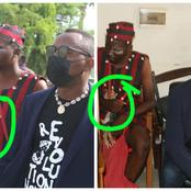 Reactions As Native Doctor Follows Sowore To Court In Abuja