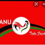 Kanu Party's Message to ANC Ford Kenya and Jubilee Candidates Before Tomorrow's By-Elections
