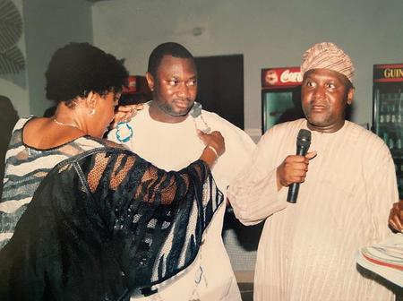 Check Out What Billionaire Otedola Posted That Caused Reactions [PHOTOS]