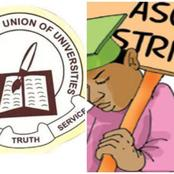 Asuu release statement on the killings of Nigerian youths at Lekki tollgate, Nigerians reacts.