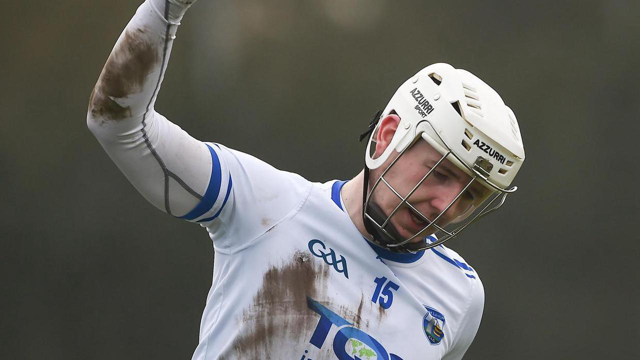 Surprise element may be gone from Waterfordbut Cahill's no-nonsense style can prevail