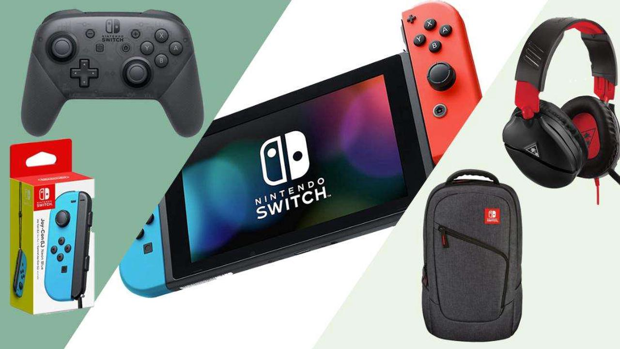 10 Nintendo Switch accessories you're going to love