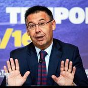L'ancien président du FC Barcelone, Josep Bartemeu, arrêté ce lundi dans l'affaire