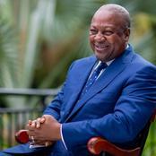 This government is the most corrupt in history. John Dramani Mahama criticizes Nana Addo