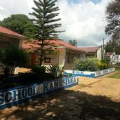 Schools To Be Closed? A Student Tests Positive in Friends School Kamusinga