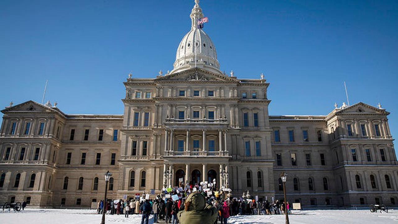 Michigan tightens security around state capital ahead of Biden inauguration