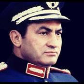 سر الـ 4 تواريخ والجمل المنقوشة على جدارية قبر «حسني مبارك».. شاهد الصورة