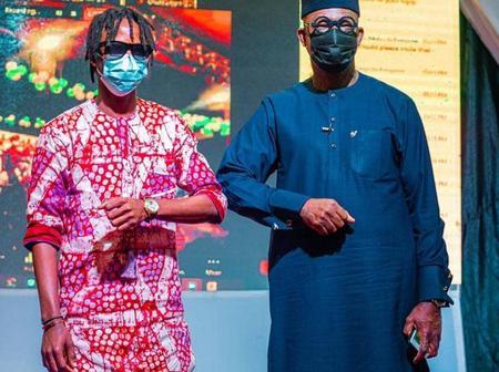 """Are Icons Now Into Politics""- Toyin Aimakhu, Kolawole Ajeyemi, Others React To Laycon New Post"