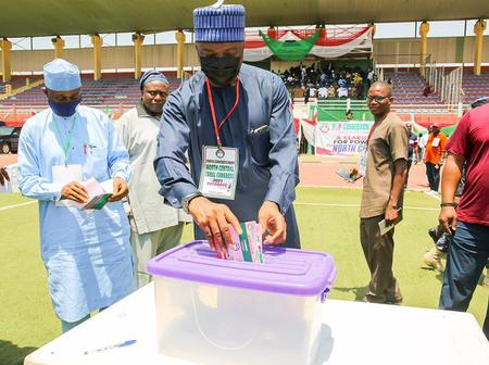 2023 ELECTIONS: After Yesterday's PDP Zonal Election, See What Saraki Tweeted That Sparked Reactions
