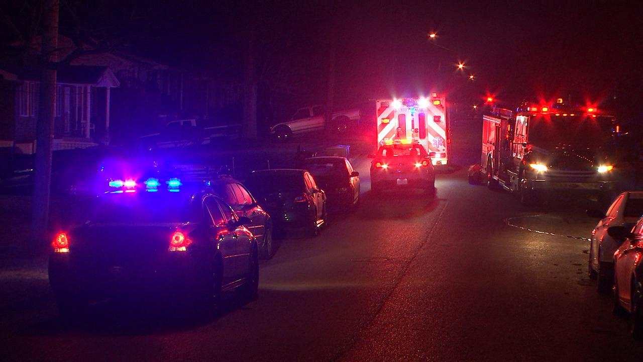 Man wounded after gunshots fired through window of Antioch home