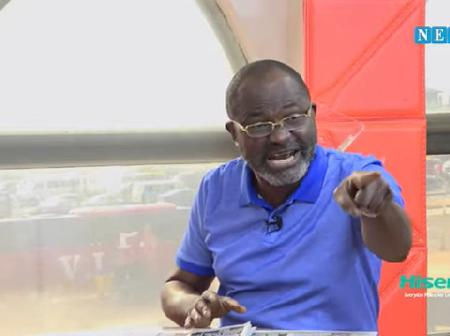 Kennedy Agyapong disagree the free vaccine and this is why