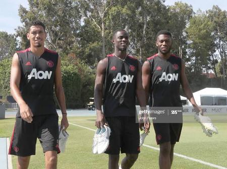 Italian club complete double swoop for Manchester United stars