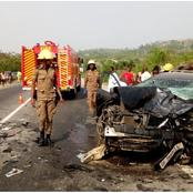 14 dead and many more injured following three separate accidents on our roads