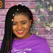 Elizabeth Amoaa The Gorgeous Woman Who Was Born With Two Vaginas.