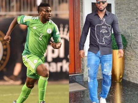 Check out how Joseph Yobo looks now