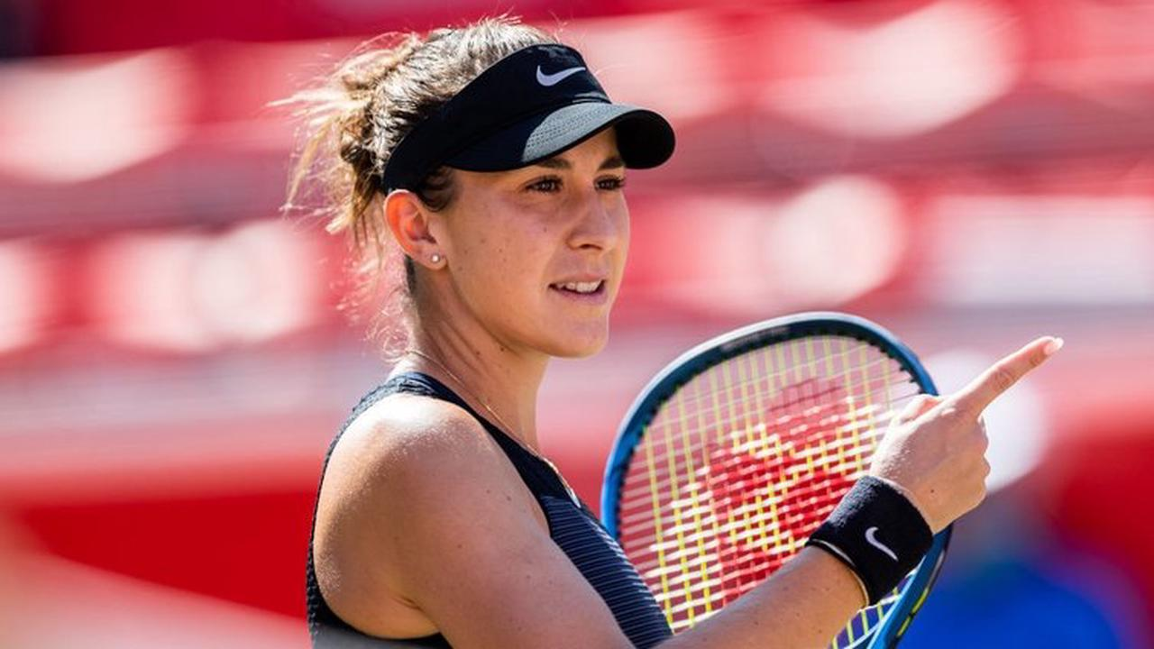 WTA Berlin: Belinda Bencic im Viertelfinale, Sabalenka und Svitolina raus