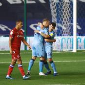 Coventry end Reading's unbeaten run in 3-2 win