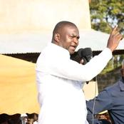 Rashid Echesa Pens A Coded Message To Kenyans, Speaks This About Political Violence & Victimization