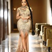 Checkout Beautiful Photos Of How Nigerian Celebrities Dressed To The Premiere Of Coming To America 2