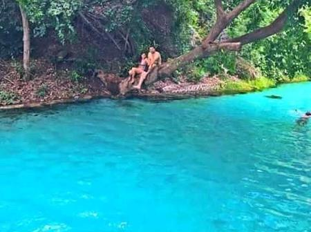 See photos of this amazing tourist site and its location in Nigeria.