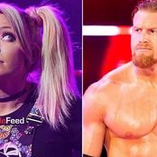 Alexa Bliss Reacts To Murphy's Throwback Photo With Her