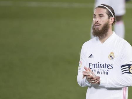 Transfer Rumors: Manchester United Bid £35M for Ramos