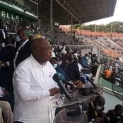 Côte d'Ivoire : le président de l'Assemblée nationale, Amadou Soumahoro a rencontré Laurent Gbagbo