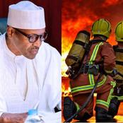 President Buhari Breaks Silence, Debunks Rumors Of Fire Outbreak In Aso Villa, Reveals What Happened