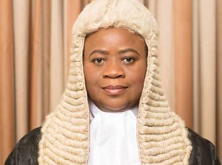 5 Things You Probably Don't Know About The New Court Of Appeal President, Monica Dongban-Mensem