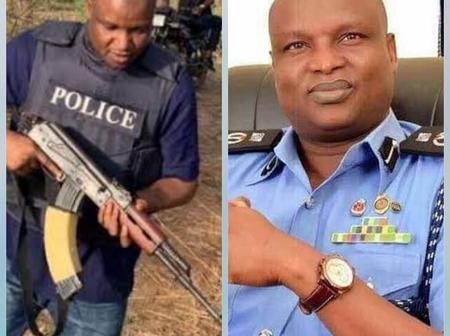 Nigeria Crime Buster, Abba Kyari Reacts To Allegation Of Extortion Against Him By Lagos Businessman