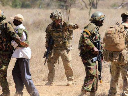 Inside KDF Isiolo Barracks: The UK Troops Training Kenyan Forces