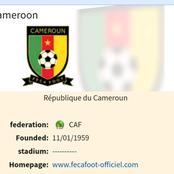 Roger Milla, Indomitable Lions squad finally get President Biya promised houses