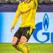 Erling Haaland breaks a new record in the UEFA Champions League after scoring against Club Brugge FC