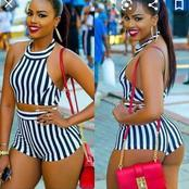 New trending items of clothing in the block. Men would you allow your woman to rock it?.