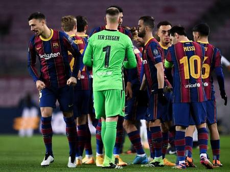 Barca players unanimously tell the board the striker they want at the club