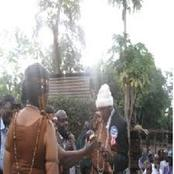 Steps Of Kikuyu's Ngurario Ceremony And Significance Of Each