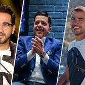 فنانين فاشلين في الثانوية العامة.. في مقدمتهم عمرو دياب ومحمد هنيدي وأحمد حلمي