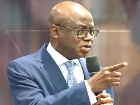 God Revealed To Me That Buhari Will Stabilize The Country - Pst Tunde Bakare